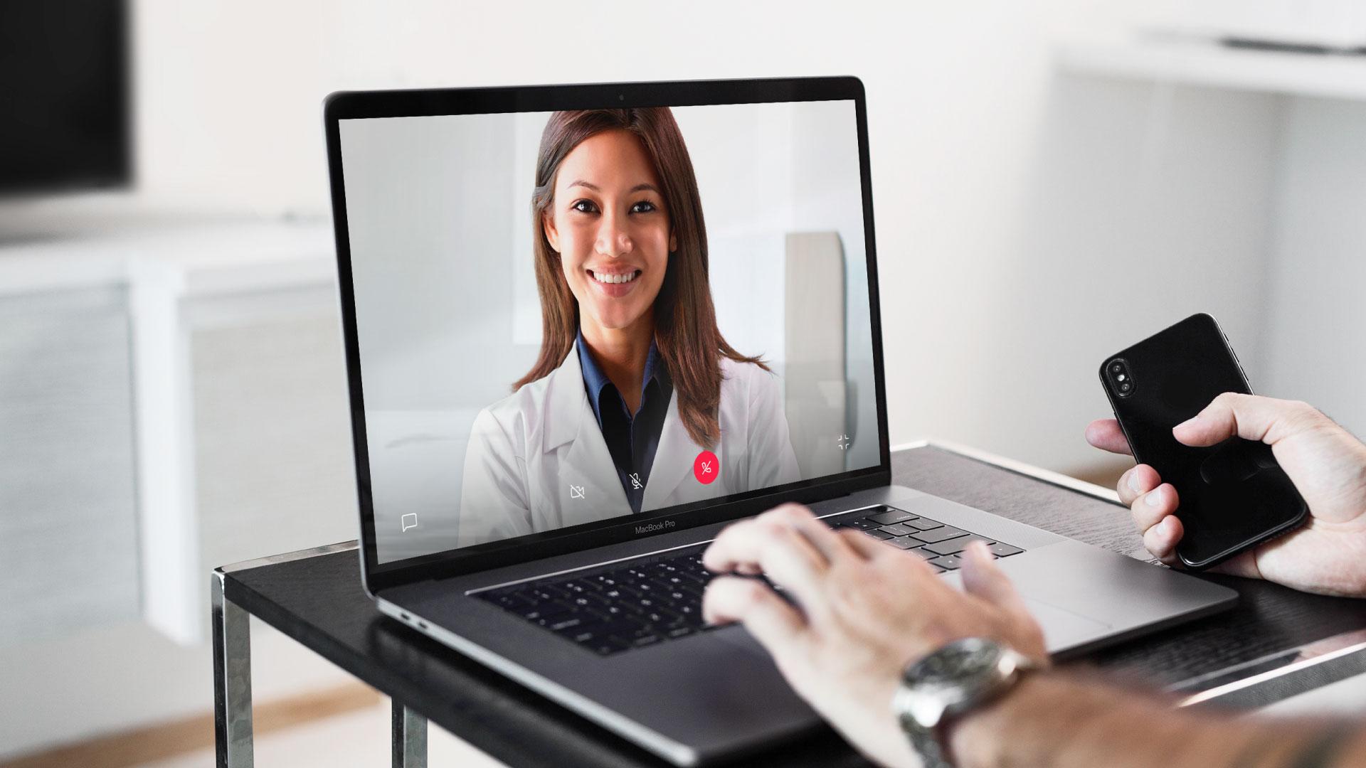 Saiba como um médico online pode te ajudar