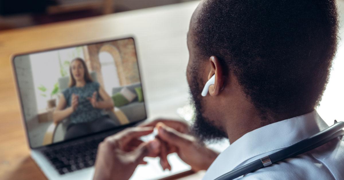Conheça 5 benefícios da teleconsulta para o grupo de risco da COVID-19