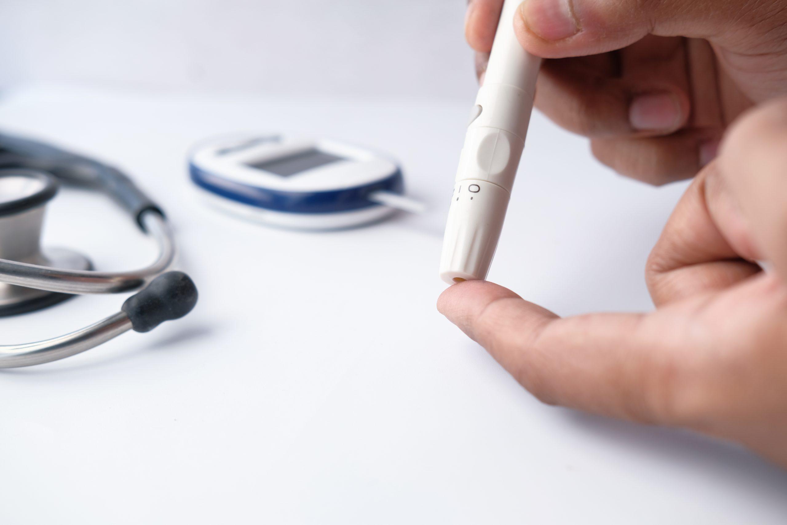 Você sabia que diabetes aumenta o risco de se desenvolver doenças cardíacas?