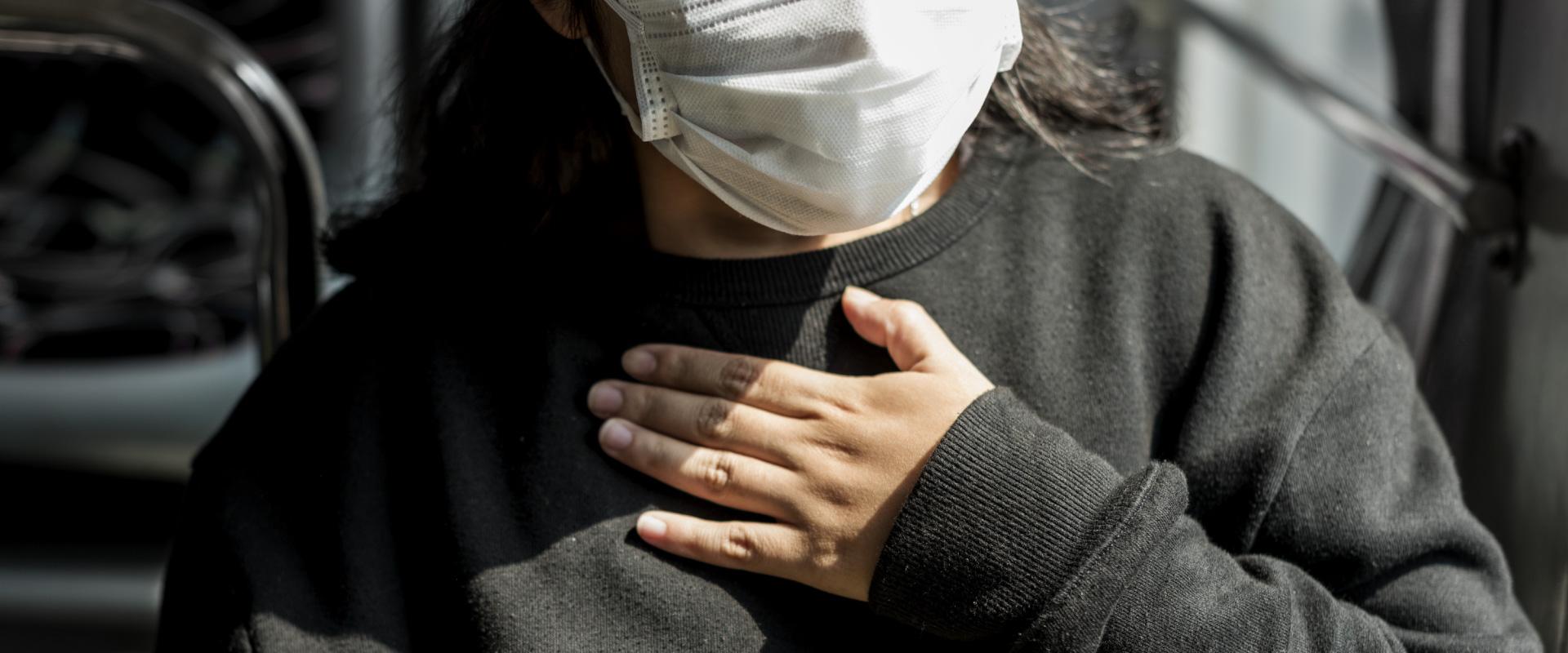 Atenção: falta de ar não é apenas Coronavírus